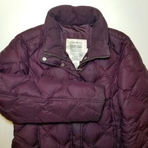 Eddie Bauer Premium Goose Down Quilted Jacket